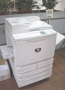 book copier